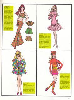 Barbie Bazaar - Barbie Lost Fashions 2