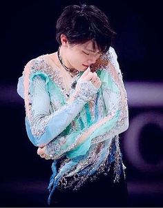 Yuzuru Hanyu, just beautiful