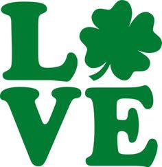 3bcf187db St Patrick's day T shirt designs - Shamrock love tshirt Irish Christmas, St  Pats,
