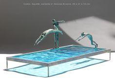 Sculpture : Claire Fontana