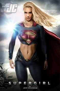 Supergirl by Jeff Chapman