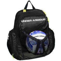 78dc8718d6 Under Armour Striker Soccer Backpack UASB-SBP. VolleyballSoccerUaGraphiteBackpack  BagsUnder ...
