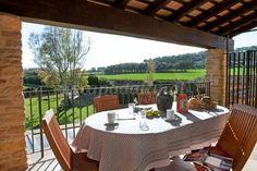 Fotos de Mas Vermell - Casa rural en Fontanilles (Girona) http://www.escapadarural.com/casa-rural/girona/mas-vermell/fotos#p=5341c7dd7acee