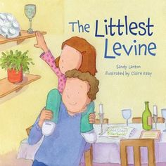 The Littlest Levine by Sandy Lanton. ER LANTON.