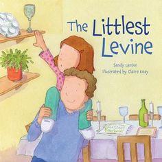 The Littlest Levine by Sandy Lanton. ER LANTON.