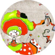 Stickers - L. Percheron - Badge Bougnette