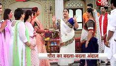 Holi Mein Koki-Gaura Ka Hua Milap - From the sets of Saath Nibhana Saathiya:  http://www.desiserials.tv/holi-mein-koki-gaura-ka-hua-milap-saath-nibhana-saathiya/127280/