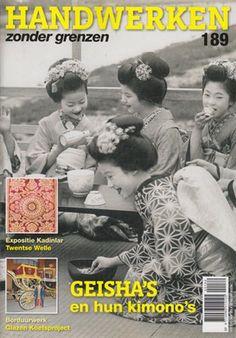 Cover magazine Handwerken zonder Grenzen tonen