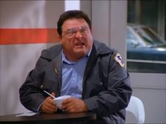 August 7, 1955 - Wayne Knight an American actor known for playing Newman in 'Seinfeld' is born in New York City.