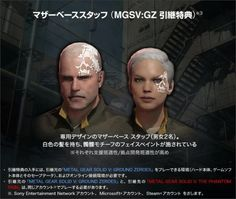 MGS V: The Phantom Pain Returning Staff From Ground Zeroes