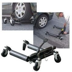 1500 Lb Hydraulic Vehicle Position Jack