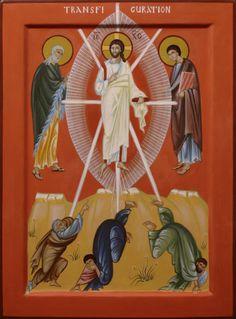 "IC.XC__ "" η Μεταμορφωση"" ""Transfiguration."" aug 6 ( 2012 by Philip Davydov"