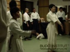 """To train with my buddies at my masters dojo is always fun.  We enjoy being together and sharing common interessts.  There is no bad talking and thinking.  Just Training and fun.  My masters once told me """"People, who tend to make things difficult are people, who think that they know very much. They are not welcome here.""""  Just training, Just being."""