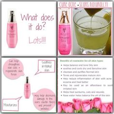 If you asked me what my favorite product from Younique is I would have to say the Rose Water! It is amazing! I use it every day after I wash my face at night before bed. My skin LOVES it So many different uses for it. This is my cannot live without product If you want to take the 14 challenge and try it out for yourself click the pic! #younique #makeup #skincare #cosmetics #beauty #rosewater #