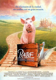 Babe, el cerdito en la ciudad - Babe Pig in the City