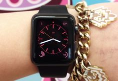 #TECHINGYOUOUT: PINK SQUID GETS APPLE WATCH FEVER