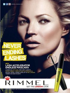 Kate Moss Shines in Rimmel Londons Spring/Summer 2013 Campaign | Fashion Gone Rogue: The Latest in Editorials and Campaigns