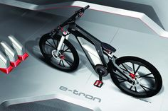 Audi E-Bike Wörthersee Concept / 2012 on Behance