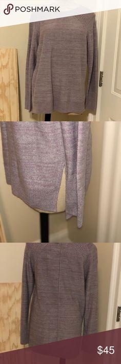 Lou & Grey Sweater Lou & grey sweater 40% acrylic 20% Nylon 14%cotton 10% viscose 8% Wool!!brand new ! No trades Lou & Grey Sweaters