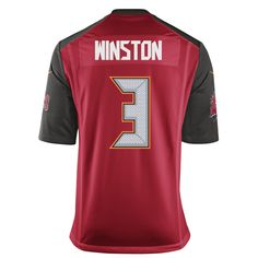 Buccaneers Men s Red Game Vita Vea Jersey by Nike PRE-ORDER. Buccaneers  FootballTampa Bay ... 88c5ea79d