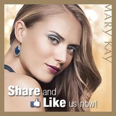 SHARE!!! www.marykay.com/hgjoen and please follow my fan page for more tips and the hottest trends at www.facebook.com/hgjoen