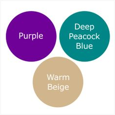 How To Wear Purple For A Shaded Autumn (Deep Autumn)