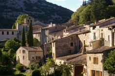 Saint Guilhem, village © OT SGVH