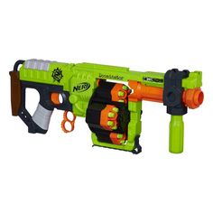 Buy Nerf Guns Rapid Fire Zombie Strike Doominator Blaster Dart Fun Game Kids War Toy at online store Nerf Guns For Sale, Cool Nerf Guns, Toys R Us, Kids Toys, Soft Dart, Zombie Fighters, Pistola Nerf, Zombie Guns, Shopping