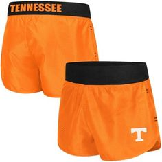 Tennessee Volunteers Women's Sprint Compression Shorts – Tennessee Orange