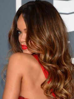 Fall Hair Trend: Chocolate Caramel