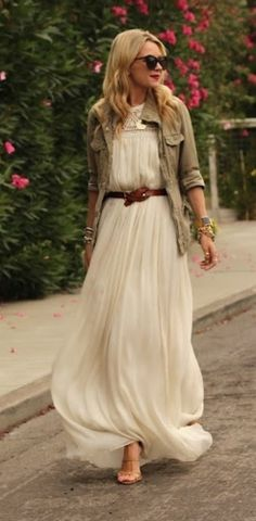 adding a belt can change the look of the dress. #tjmaxx #belts