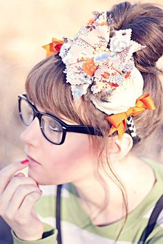 the every day wear fascinator