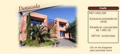 AND290 El Cuartón Alto. Cadiz  Exclusiva propiedad en venta