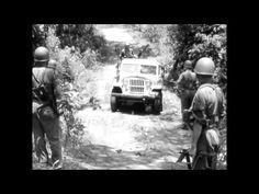 On Katanga roads   March 1961 blackwhite - YouTube