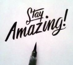 Stay Amazing