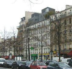 sur l vation d 39 un immeuble rue de paris montreuil r alis par l 39 agence mova architecture. Black Bedroom Furniture Sets. Home Design Ideas