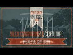 Centuripe - La cornice del 22 Maggio Liberart - YouTube