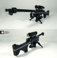 SR-0001-D-TYPE-sniper-rifle | by Messymaru