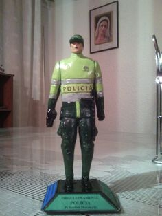 Figura policial militar