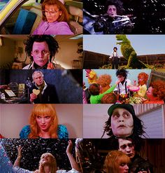 Favorite movie ever 90s Movies, I Movie, Jonny Deep, Tim Burton Films, Dark And Twisty, Movies Worth Watching, My Big Love, Edward Scissorhands, Small Town Girl