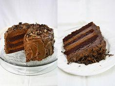 Tort Trufa/ Truffle cake | gabriela cuisine - recipes