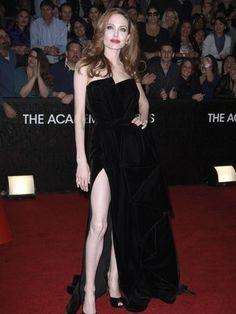 Jolie on Oscars