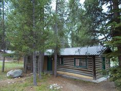 Colter Bay Cabins, Grand Tetons [2014] http://www.gtlc.com/lodging/colter-bay-village-cabins.aspx