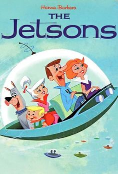 Check-in to                  The Jetsons on GetGlue.com