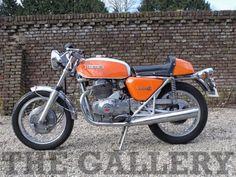 1973 Benelli Tornado 650 S2 ''cafe racer''