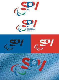 Logo design for Slovak Paralympic Commettee