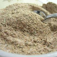 This Creole seasoning blend is easy to make and can be used in a range of recipes with rice, meats and stews. Creole Seasoning, Seasoning Mixes, Homemade Seasonings, Some Recipe, Spice Mixes, Spice Things Up, Allrecipes, Spicy, Meat