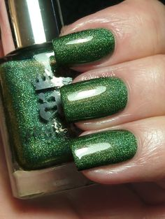 Dragon - by A England. This precious one is on my wishlist and I can't wait to buy it as my next A-England nail polish !