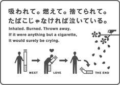 20 Wonderfully Perplexing Japanese No Smoking Signs