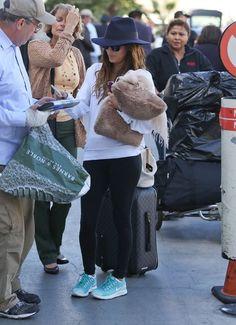 Eva Longoria Photos: Eva Longoria Arrives in LA